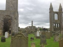 St andrews cathedral5